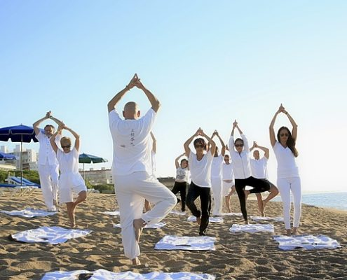agility, yoga for marketing : work usefully without any tension
